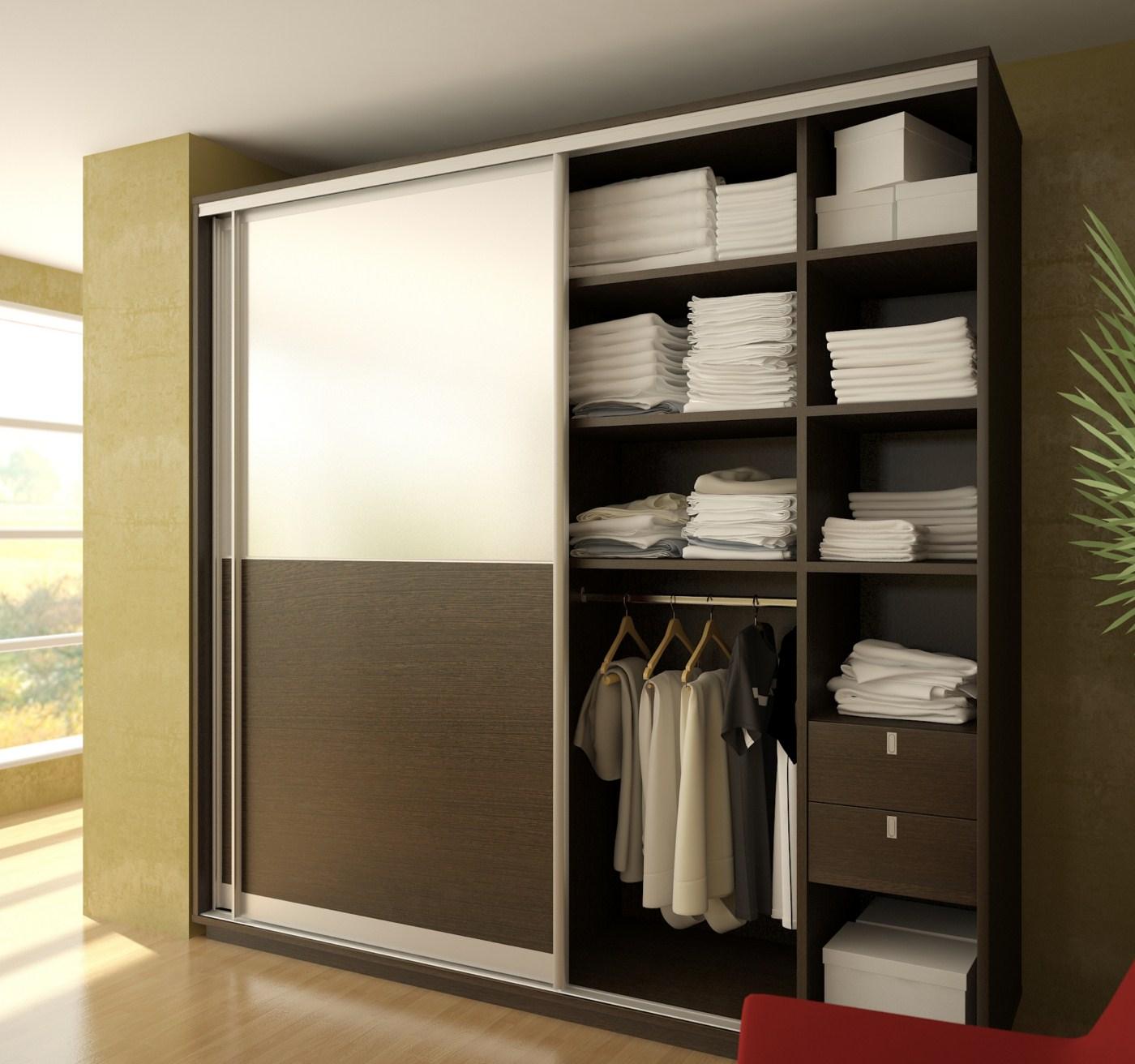 Встроенные шкафы купе в спальню своими руками фото