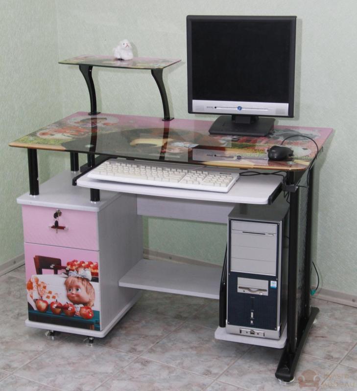 Купить компьютерный стол эскадо с - 27/1 kult mebeli.